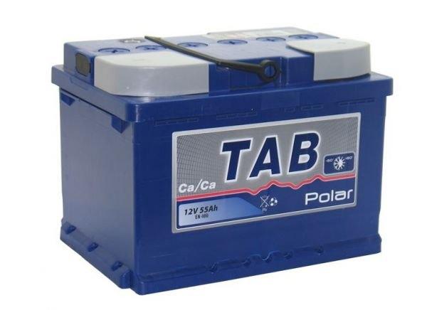 Аккумулятор TAB Polar Blue 55 R (55 А/ч)