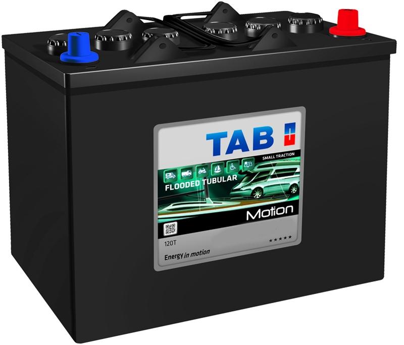 Аккумулятор TAB Motion Pasted 120Ah (C20) (тяговый)