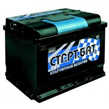 Аккумулятор СтартБат 6СТ-77 (77 А/ч)
