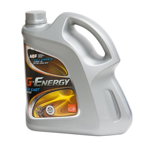 Моторное масло G-Energy Far East 5W-30 4л