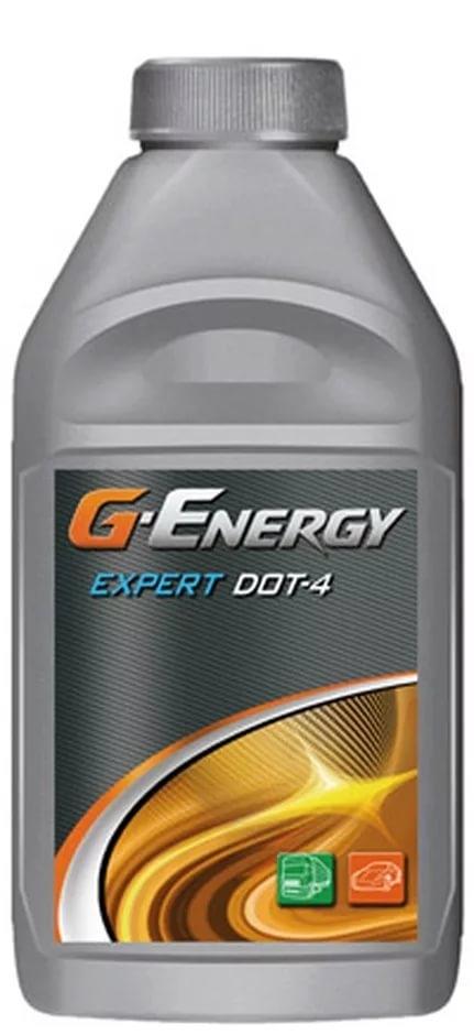 Жидкость тормозная G-Energy Expert DOT4 0.94л