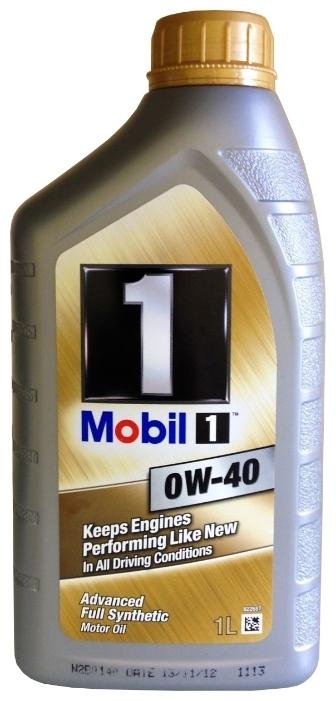 Моторное масло Mobil 1 FS 0W-40 1л