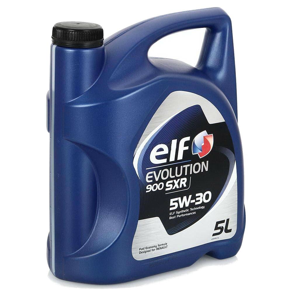 Моторное масло Elf Evolution 900 SXR 5W-30 5л