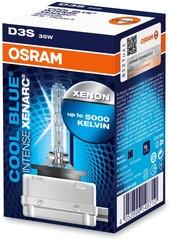 Лампа галогенная Osram D3S Cool Blue Intense Xenarc 1шт [66340CBI]