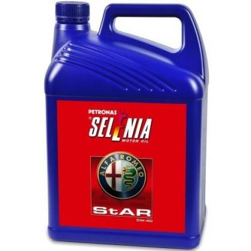 Моторное масло SELENIA StAR 5W-40 5л