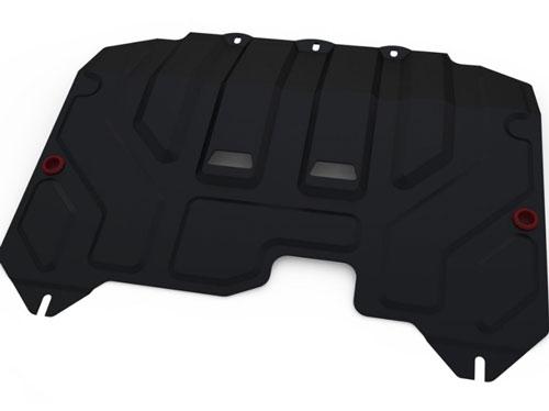 Защита топливного бака АвтоБРОНЯ Hyundai ix35 2010-2015