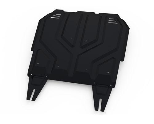 Защита двигателя и КПП АвтоБРОНЯ  Peugeot 4008 2012-