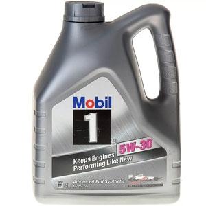 Моторное масло Mobil x1 5W-30 4л