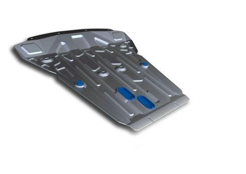 Защита двигателя и КПП Rival BMW X5 2007-