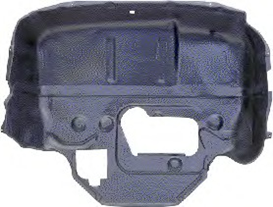 Защита двигателя Van Wezel Volkswagen Transporter IV