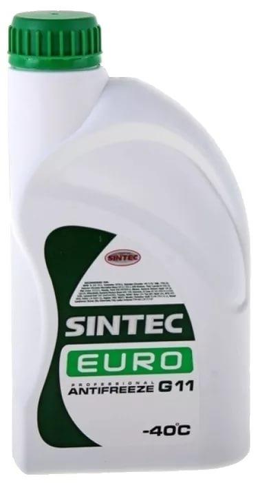 Антифриз Sintec ANTIFREEZE EURO G11 1кг