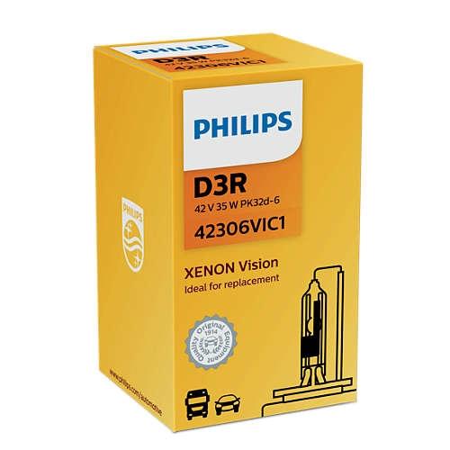 Лампа ксеноновая Philips D3R Xenon Vision 1 шт