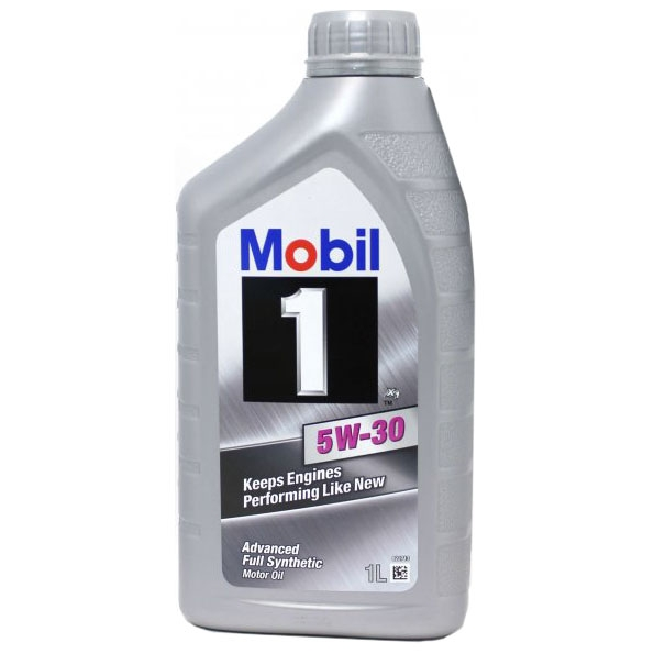 Моторное масло Mobil x1 5W-30 1л