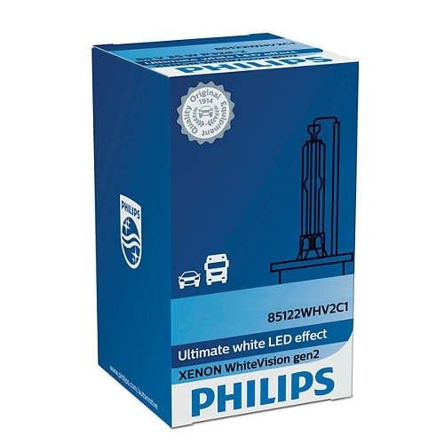 Лампа ксеноновая Philips D2R Xenon WhiteVision 1 шт