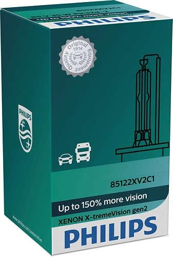 Лампа ксеноновая Philips D4S X-tremeVision 2gen 1 шт