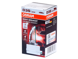 Лампа ксеноновая Osram Xenarc Night Breaker Unlimited D3S 1шт (66340XNB)