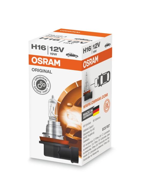 Лампа галогенная Osram H16 Original Line 1шт