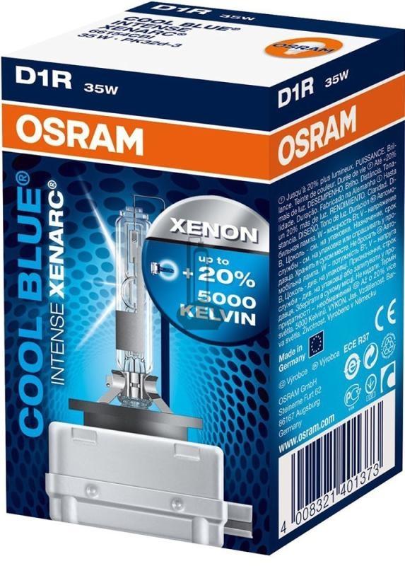 Лампа ксеноновая Osram Xenarc Cool Blue Intense D1R 1шт (66154CBI)