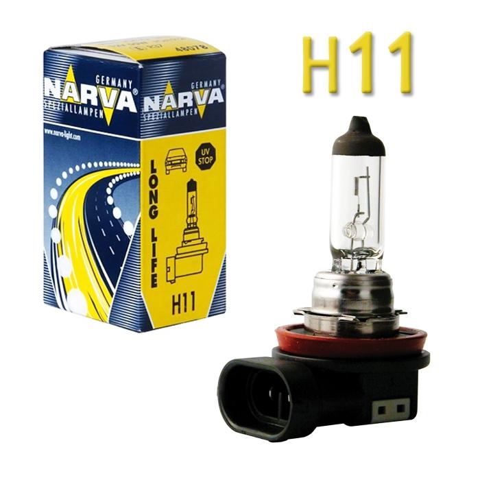 Лампа галогенная Narva H11 Longlife 1 шт