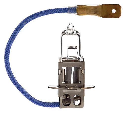 Лампа галогенная Narva H3 Range Power 50+ 1 шт