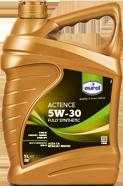 Моторное масло Eurol Actence 5W-30 5л