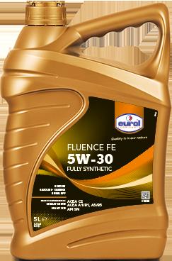 Моторное масло Eurol Fluence FE 5W-30 5л