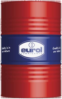 Моторное масло Eurol Turbosyn 10W-40 210л