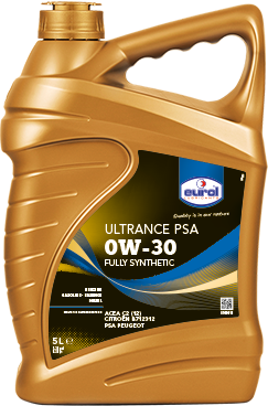 Моторное масло Eurol Ultrance PSA 0W-30 5л