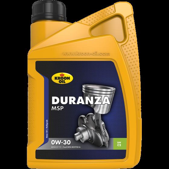 Моторное масло Kroon Oil Duranza MSP 0W-30 1л