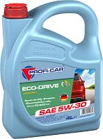 Моторное масло Profi-Car 5W-30 ECO-DRIVE LL1 4л