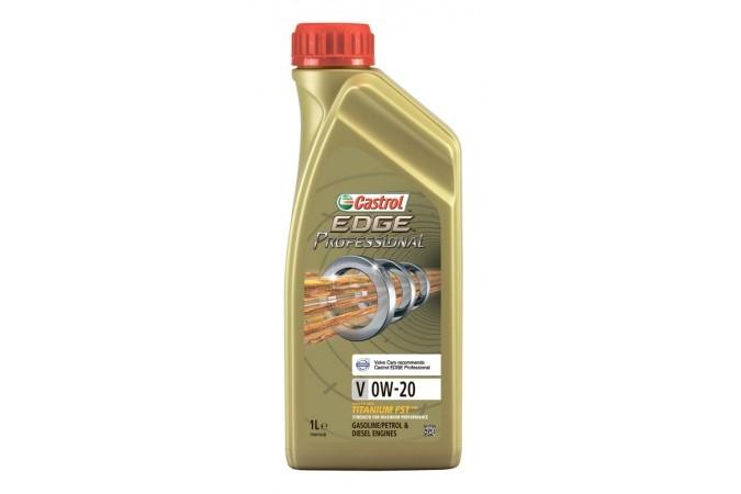 Моторное масло Castrol EDGE Professional V 0W-20 1л