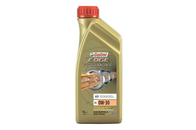 Моторное масло Castrol EDGE Professional A5 0W-30 Volvo 1л