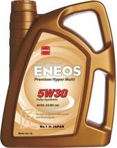Моторное масло Eneos Premium Hyper Multi 5W-30 4л