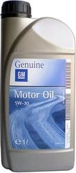 Моторное масло GM Dexos 1 5W-30 1л