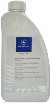 Антифриз Mercedes-Benz Korrosions/Frostschutzmitte -37°C 1.5л