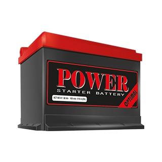 Аккумулятор ISTA Power Optimal 6СТ-74А1 (74Ah)