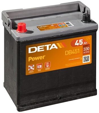 Аккумулятор Deta Power DB451 (45Ah)