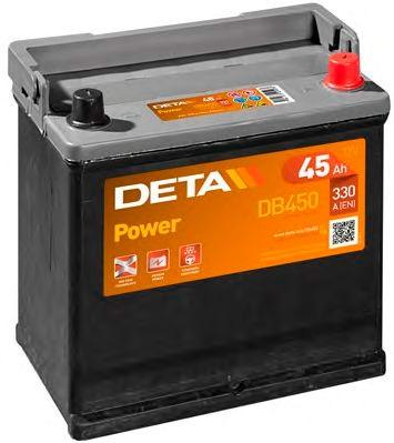 Аккумулятор Deta Power DB450 (45Ач)
