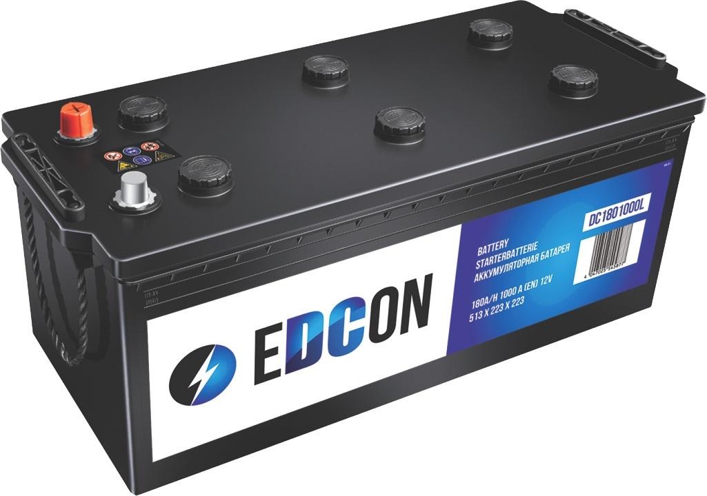 Аккумулятор EDCON DC1801000L (180А/ч)