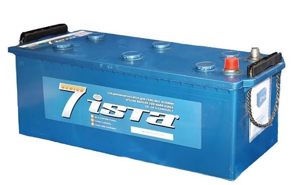 Аккумулятор ISTA 7 Series 6СТ-190 А1 (190Ah)