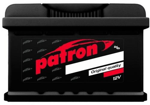 Аккумулятор Patron Plus PB74-680R (74 А·ч)