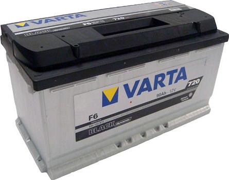 Аккумулятор VARTA BLACK Dynamic F6 (90Ah)