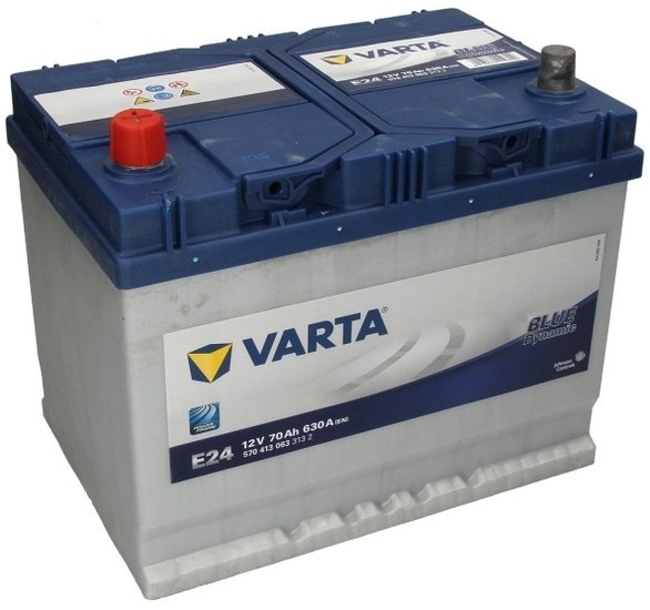 Аккумулятор Varta  Blue Dynamic E24 (70 А/ч)