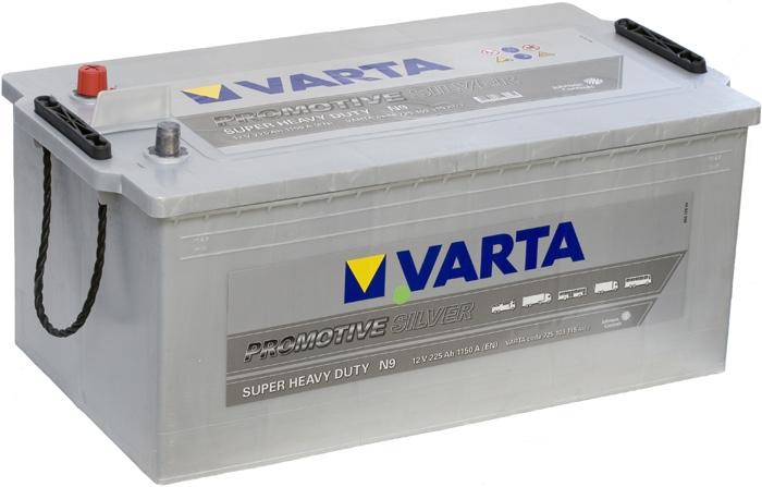 Аккумулятор Varta PRO-motive N9 (225 А/ч)