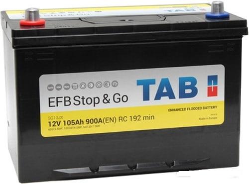 Аккумулятор TAB Stop&Go EFB SG10J (105 А·ч)