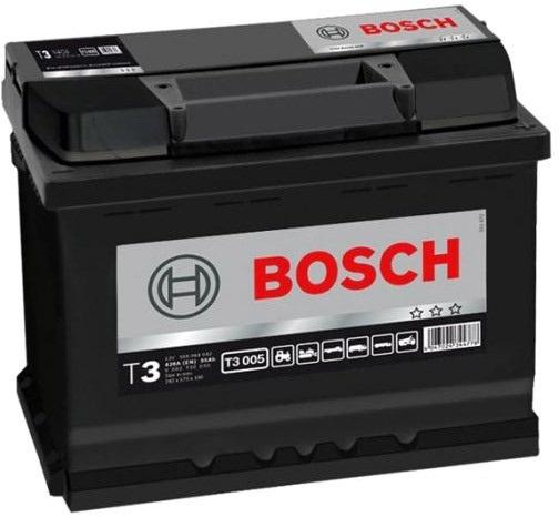Аккумулятор Bosch T3 55 R+ (55 А/ч)