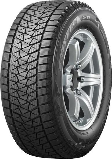 Шины Bridgestone Blizzak DM-V2 285/60R18 116R