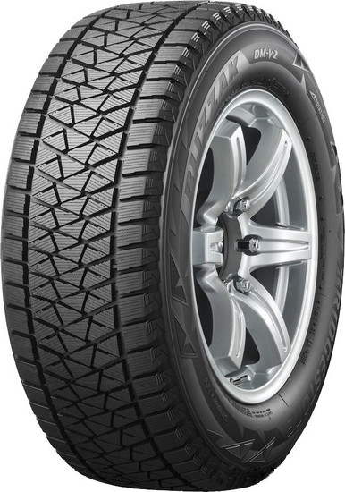 Шины Bridgestone Blizzak DM-V2 275/65R17 115R