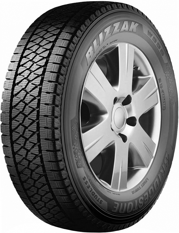 Шины Bridgestone Blizzak W995 205/75R16C 110/108R