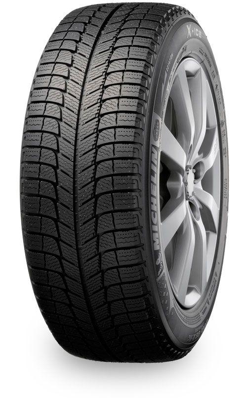 Шины Michelin X-Ice 3 225/60R18 100H